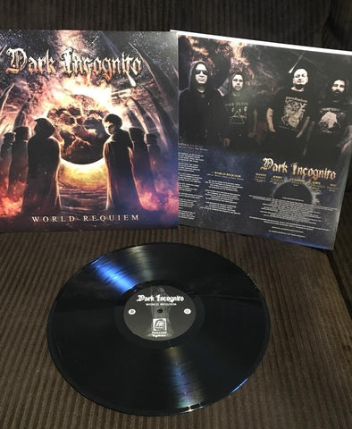 Dark Incognito - World Requiem Vinyl