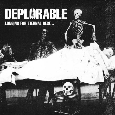 Deplorable - Longing For Eternal Rest CD