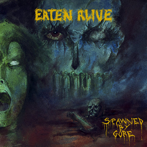 Eaten Alive - Spawned by Gore CD