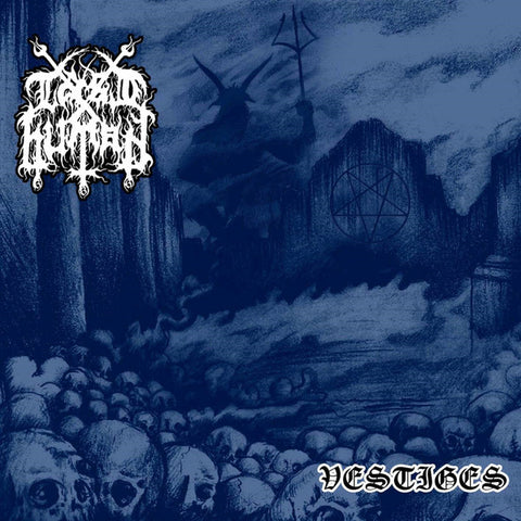 Last Human 666 - Vestiges CD