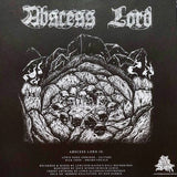 Abscess Lord / Encoffinate BLACK Vinyl