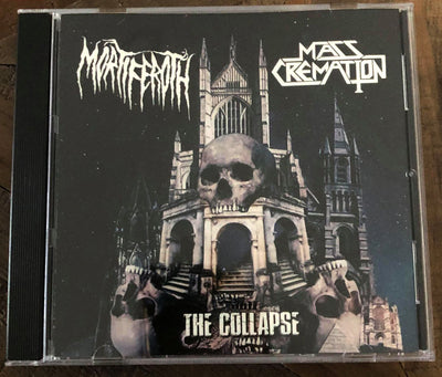 Mortiferoth \ Mass Cremation - The Collapse