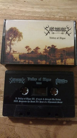 Sarcomancy - Valley of Algae