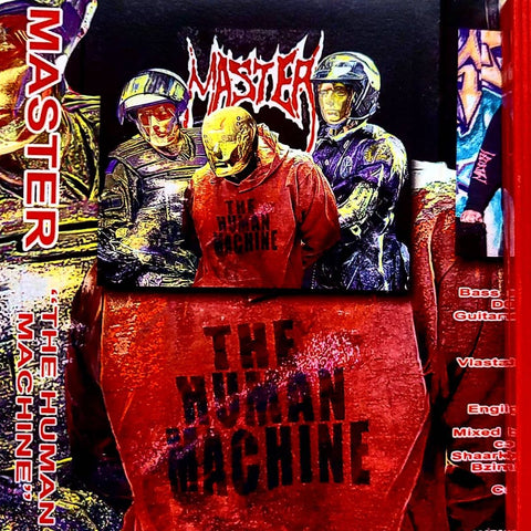 Master – The Human Machine (Cassette)