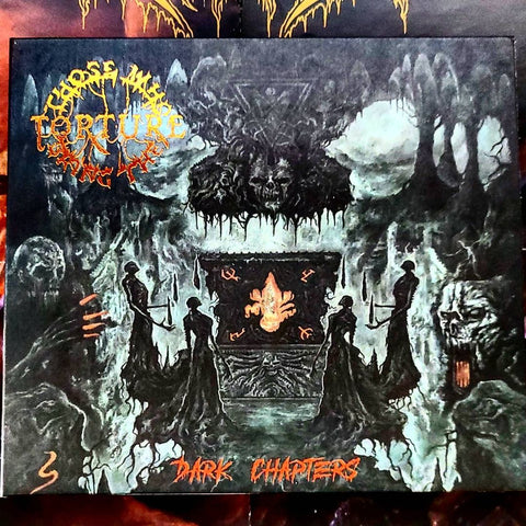 Those Who Bring the Torture - Dark Chapters CD