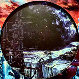 Cryptic Shift - Visitations from Encaladus Picture Disc