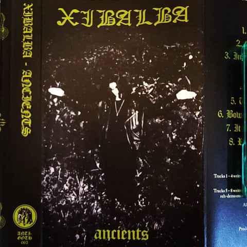 Xibalba - Ancients Cassette