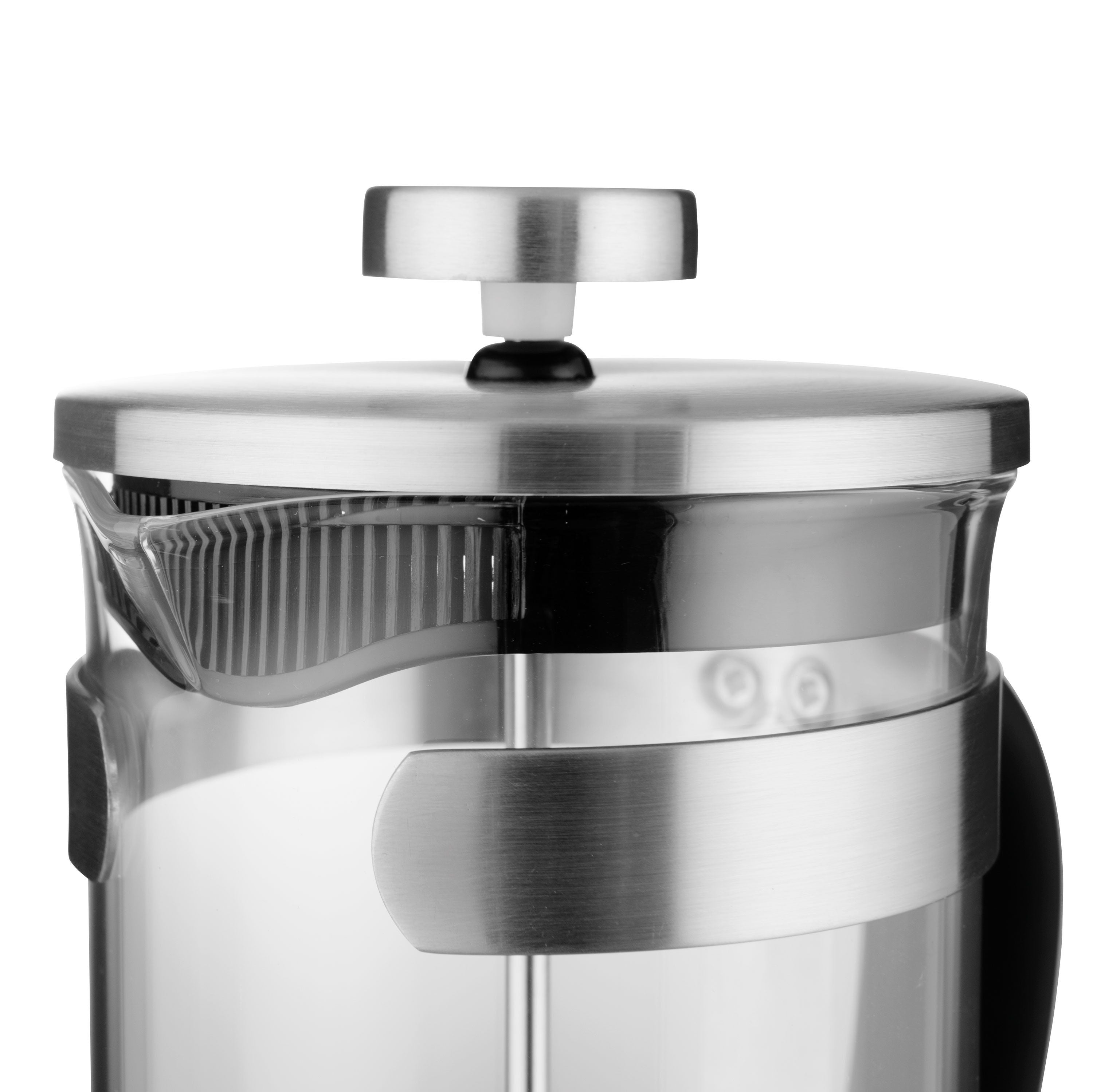 French press with soft grip handle 0,35 L - Essentials
