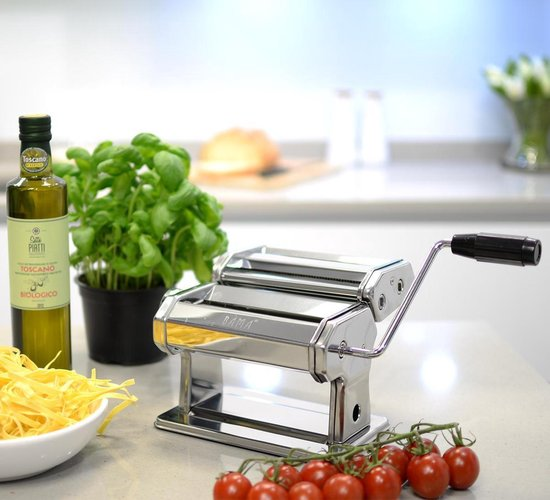 Pasta Machine RVS