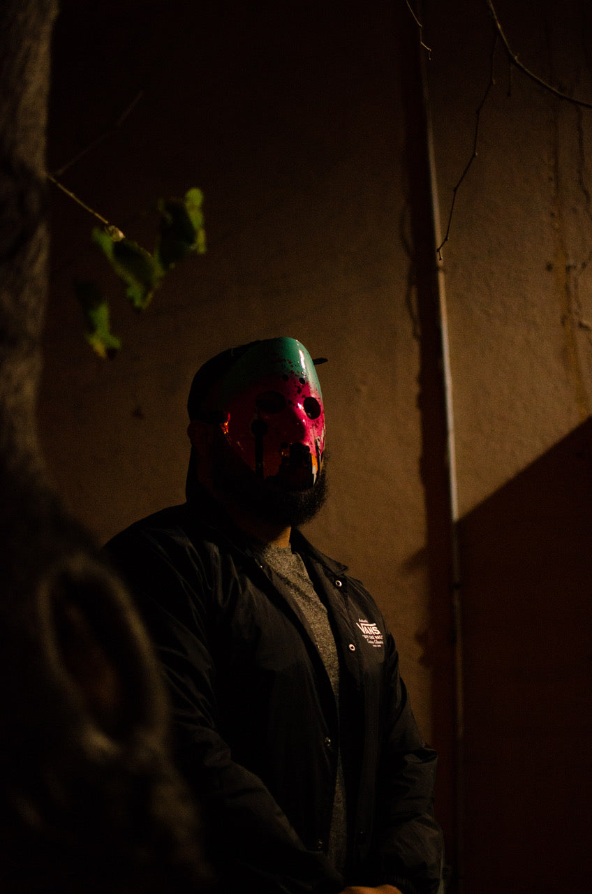 Jason of Woodlawn Mask