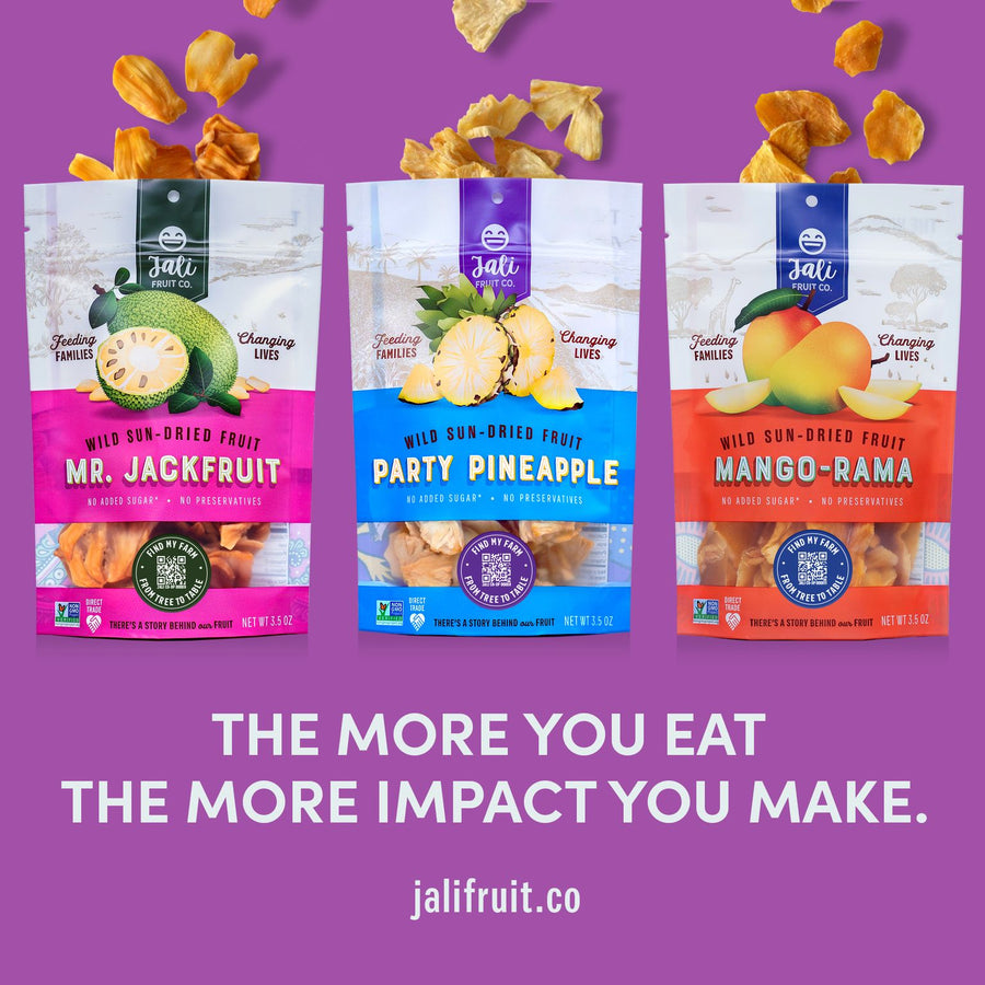 Jali Fruit 5-Pack Variety