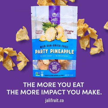 Jali Fruit 5-Pack Party Pineapple