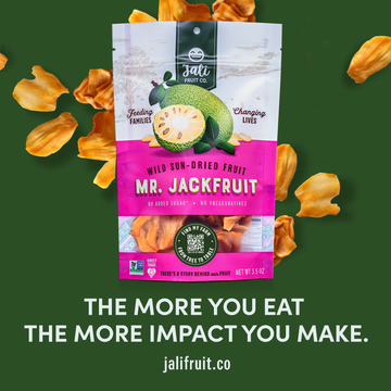 Jali Fruit 5-Pack Mr. Jackfruit
