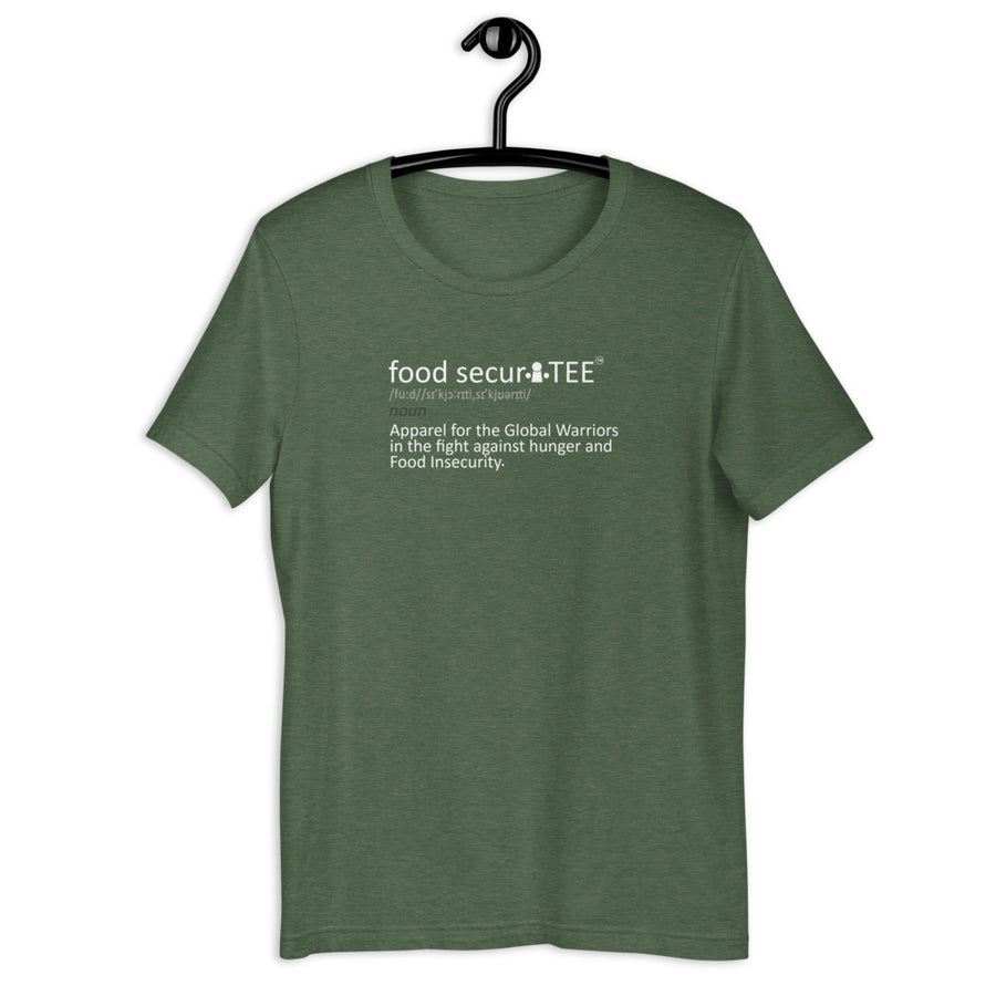 Food SecuriTEE Unisex T-Shirt