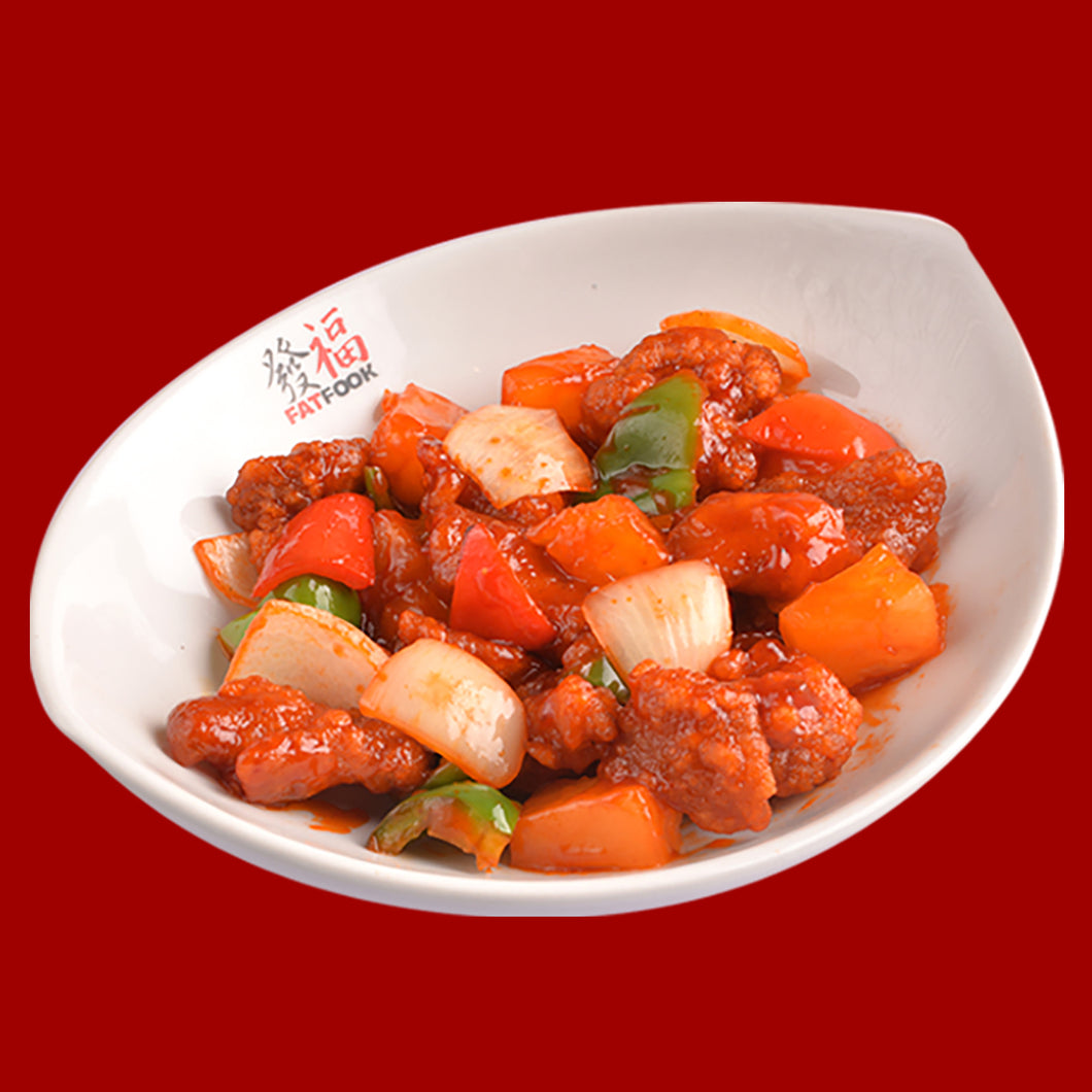 Sweet and Sour Pork (Ready-To-Eat)