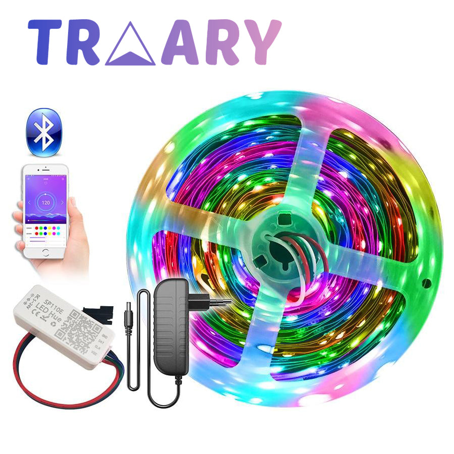Smart LED Strip Lights - TRAARY