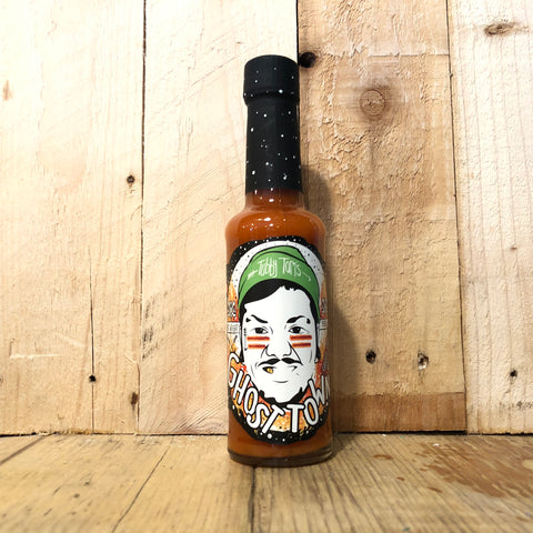Tubby Tom's - Ghost Town - Hot Sauce - 150g