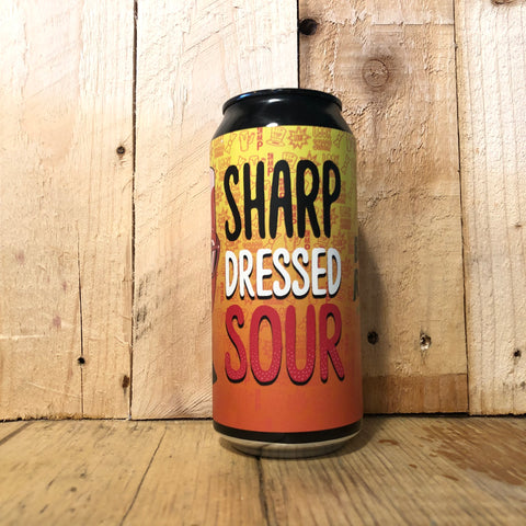 Beer Riff - Sharp Dressed Sour: Passion Fruit & Mango - 440ml (5%)