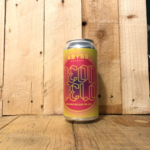 Abyss - Neon Velo - New Wave Belgium IPA - 440ml (6.5%)