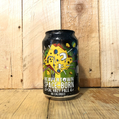Beavertown - Space Born - Hazy Pale Ale - 330ml (4%)