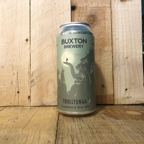 Buxton - Trolltunga - Gooseberry Sour - 440ml (6.3%)