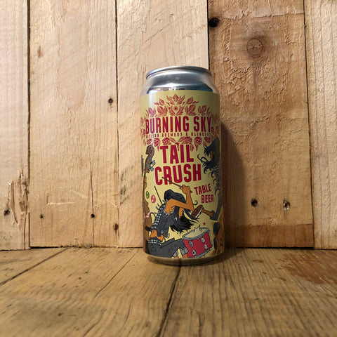 Burning Sky - Tail Crush - Table Beer - 440ml (3%)