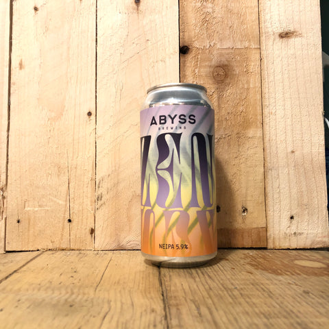 Abyss - Zen Level - NEIPA - 440ml (5.9%)