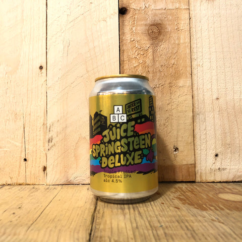 Alphabet - Juice Springsteen Deluxe - Tropical IPA - 330ml (4.5%)