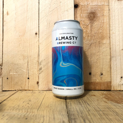 Almasty - Space Queen  - Session IPA - 440ml (3.5%)
