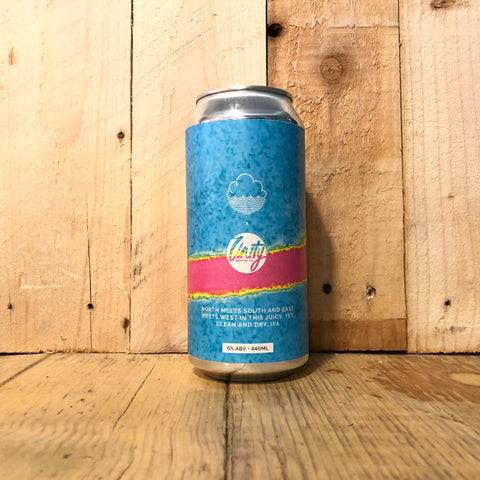 Cloudwater/ Unity Littoral Drift - IPA - 440ml (6%)