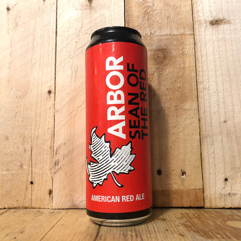 Arbor - Sean of The Red - Red Ale - 568ml (5.1%)