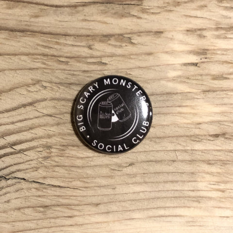BSM Social Club - Logo Pin Badge