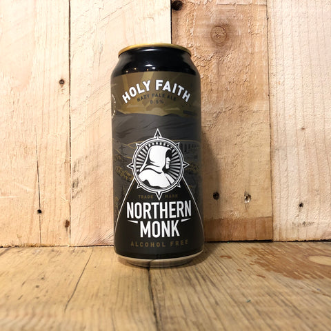 Northern Monk - Holy Faith - Alcohol Free Hazy Pale Ale - 440ml (0.5%)