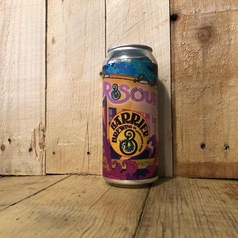 Barrier - Mouth Of The Beast - Sour - 440ml (5.7%)
