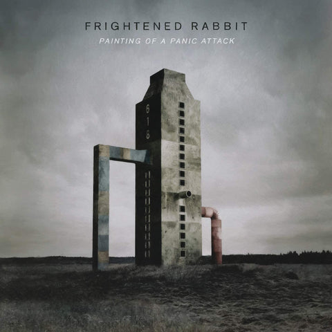 Frightened Rabbit - Painting Of A Panic Attack - LP