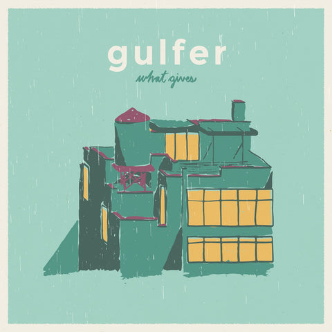 Gulfer - What Gives - LP