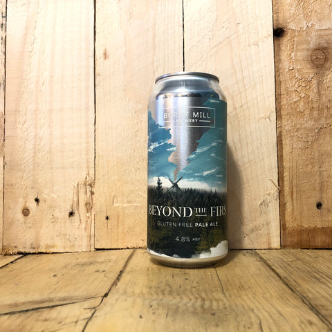 Burnt Mill - Beyond The Firs - Gluten Free Pale Ale - 440ml (4.8%)