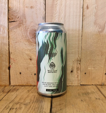 Cloudwater/Wild Card - Betty - IPA - 400ml (6%)