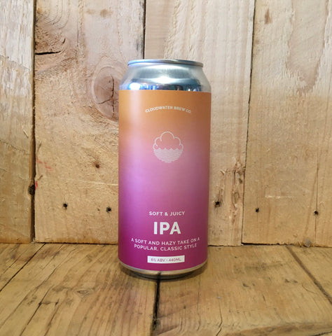 Cloudwater - IPA - 440ml (6%)