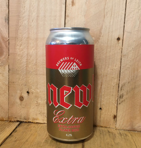 Newbarns - Extra - Pilsner - 440ml (4.2%)