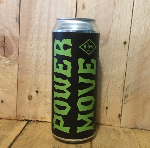 Mikkeller / 3 Floyds - Warpigs Power Move -  Session IPA - 440ml (5.3%)