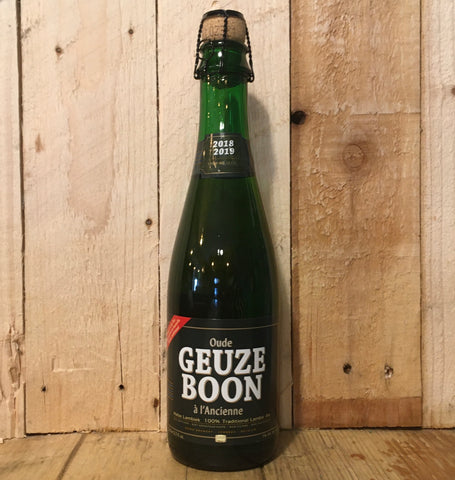 Boon - Oude Geuze - Lambic Ale - 375ml (7%)