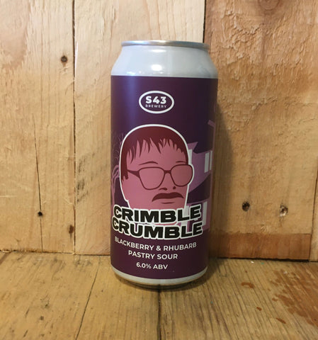 S43 - Crimble Crumble - Pastry Sour - 440ml (6%)