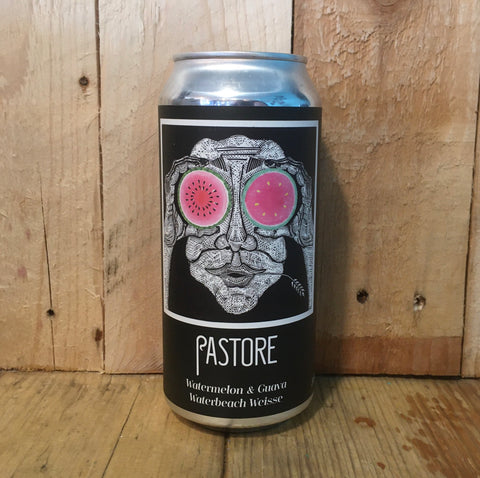 Pastore - Watermelon & Guava Waterbeach Weisse - 440ml (3.8%)