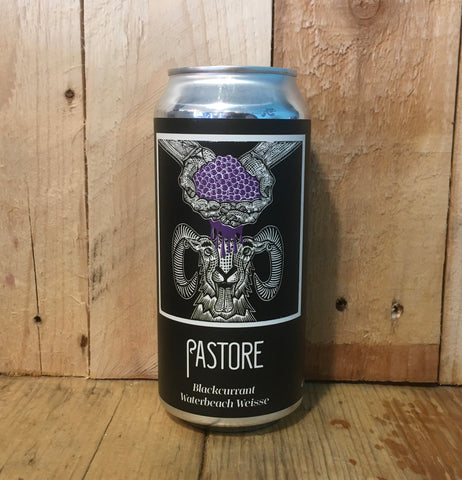 Pastore - Blackcurrant Waterbeach Weisse - 440ml (4.5%)