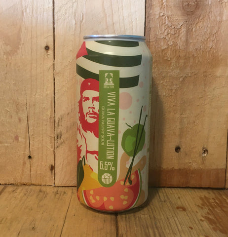 Brew York - Viva La Guava-Lution - Sour - 440ml (6.5%)