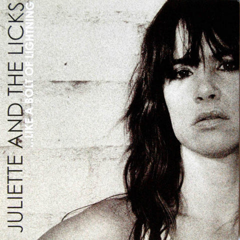 Juliette And The Licks - ...Like A Bolt Of Lightening - LP