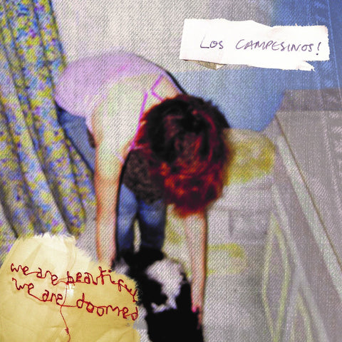 Los Campesinos! - We Are Beautiful, We Are Doomed - LP