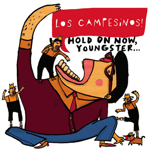Los Campesinos! - Hold On Now, Youngster - 2xLP