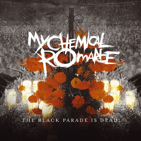 My Chemical Romance - The Black Parade Is Dead! 2xLP